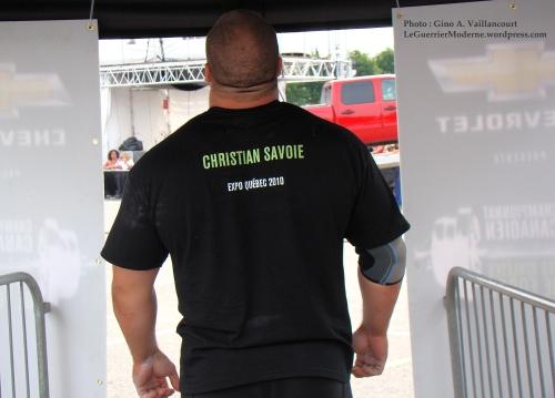 Christian Savoie