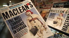 MACLEANS QUEBEC MOST CORRUPT PROVINCE
