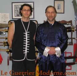 Guerrier Moderne & Sifu Shink