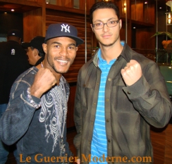 Joan Guzman Dominicain Boxeur LeGuerrierModerne.com