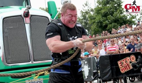 Scott Cummine Canada Strong Man