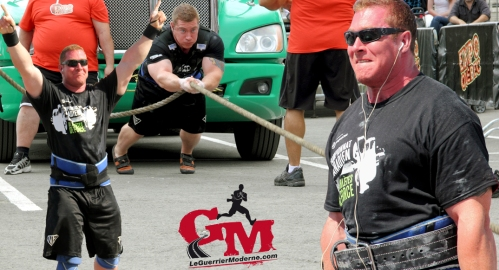 Scott Cummine Western Canada Strong man