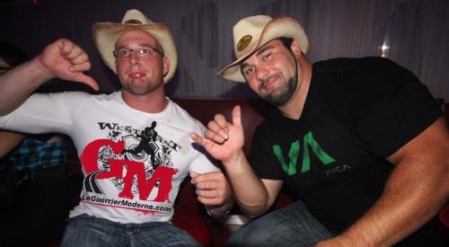 Party Post Championnat 2011