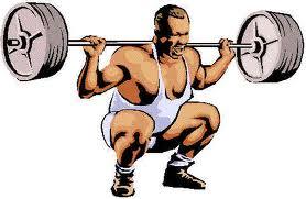 Full squat technique
