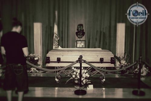 Funérailles Père Boulé SSF