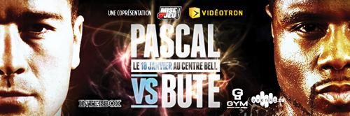 LUCIAN BUTE VS JEAN PASCAL 18 JANVIER 2014