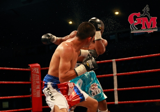 Boxing Longbridge