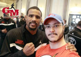 Boxer Andre Dirrell